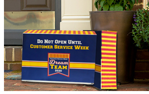 Save with Early Bird Discounts on the Customer Service Week Celebration Kit. Delivered directly to remote staff.