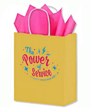Customer Service Week Wrap It Up